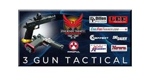 3 gun tactical